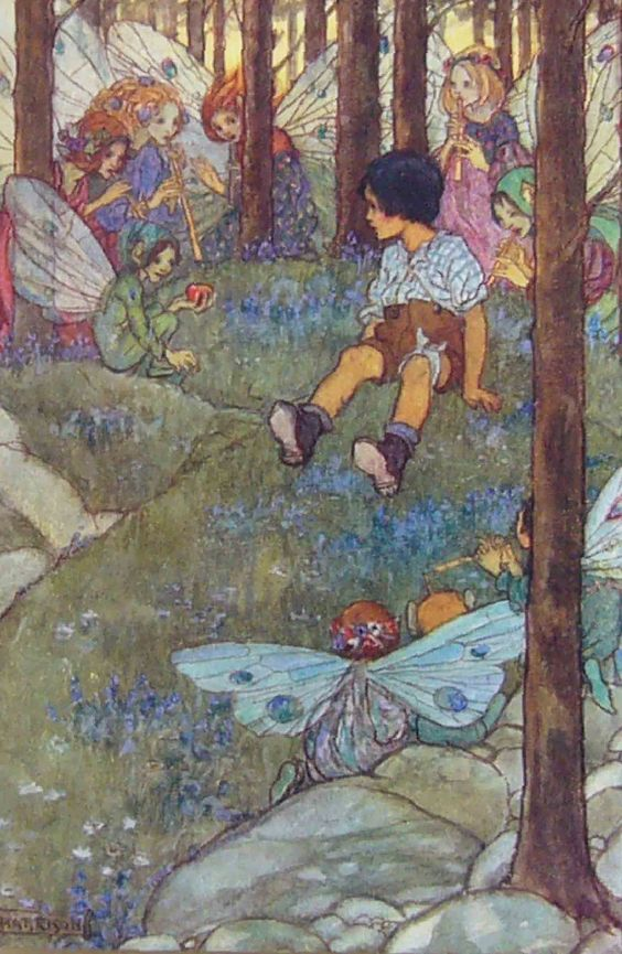 Florence Harrison / Elfin Song