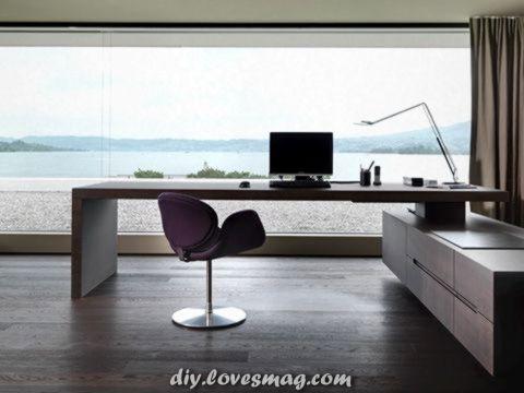 Aussergewohnlich Dies Fenster Zum Tumpel Moderner Buro Schreibtisch Design Schreibtisch Moderne Hausentwurfe