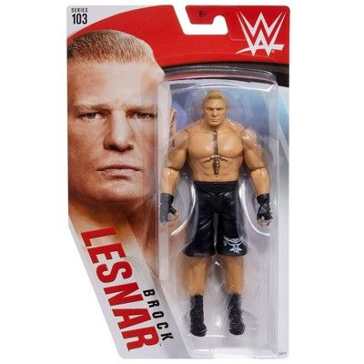 Brock Party Brock Lesnar shirt for WWE Mattel figure wrestling toys