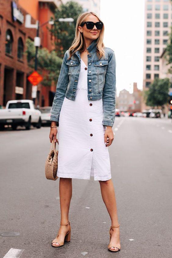 Denim on Denim – The Timeless Trend #denimondenim #denim #womanfashiontrends #fashionactivation