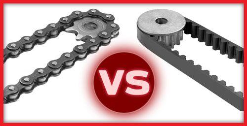 Belt Vs Chain Drive Best Garage Door Opener Garage Doors Best Garage Doors
