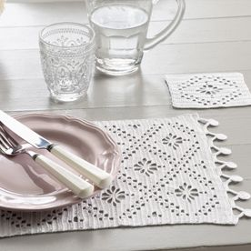 """Anchor Freccia """"Chef Promotion"""" - Placemat & Coaster   Make It Coats"""