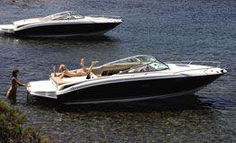 New 2013 Sport Boats : Sea Ray Boats
