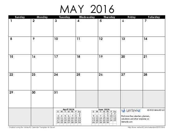 May Calendar Numbers : Calendar printable federal and paper on pinterest