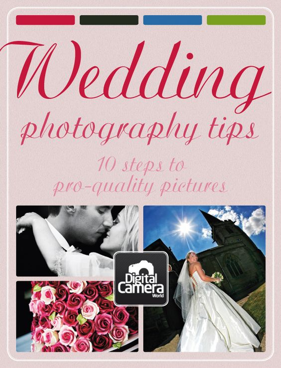 Wedding photography tips: 10 steps to pro-quality pictures