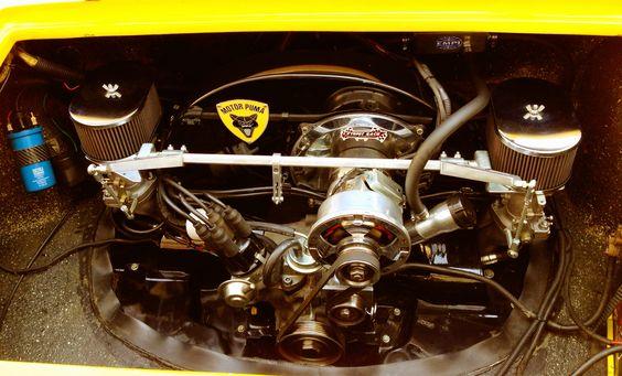 Motor vw boxer 1900 Puma Gts Curitiba