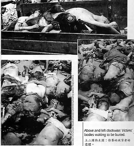 the nanking massacre 1937 The nanking massacre was a genocide that happened in nanjing, china, in 1937, during the second sino-japanese war it is also called the nanjing massacre, the rape of nanking, or the rape of nanjing.