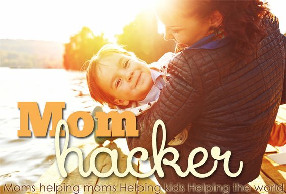 MomHacker is a place where moms help moms and change the world.  One kid at a time. #pullingcurls