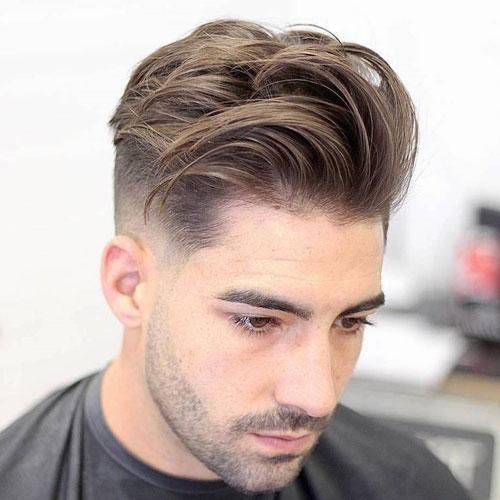 15+ Mens long textured hairstyles ideas