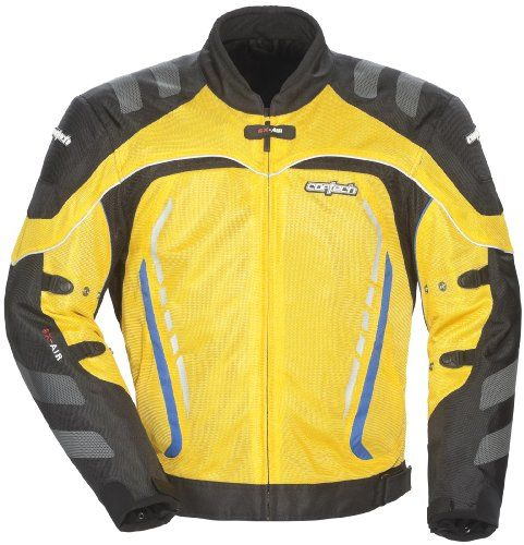 Cortech Gx Sport Air 3 Mesh Jacket Review Men S Motorcycle