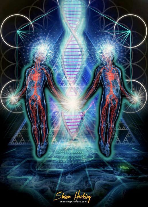 Twin Flame DNA Upgrades: