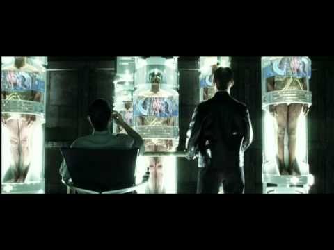 映画 Minority Report 的なコンピュータ・インタフェース。