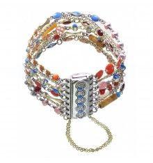 Bracelet FRANCK HERVAL Bertille-bijoux-totem.fr