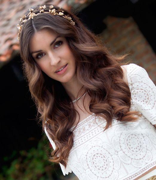 Peinados de novia 2017 que marcarán tendencia Estilos para triunfar Image 62