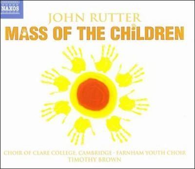 John Rutter - Rutter: Mass of the Children