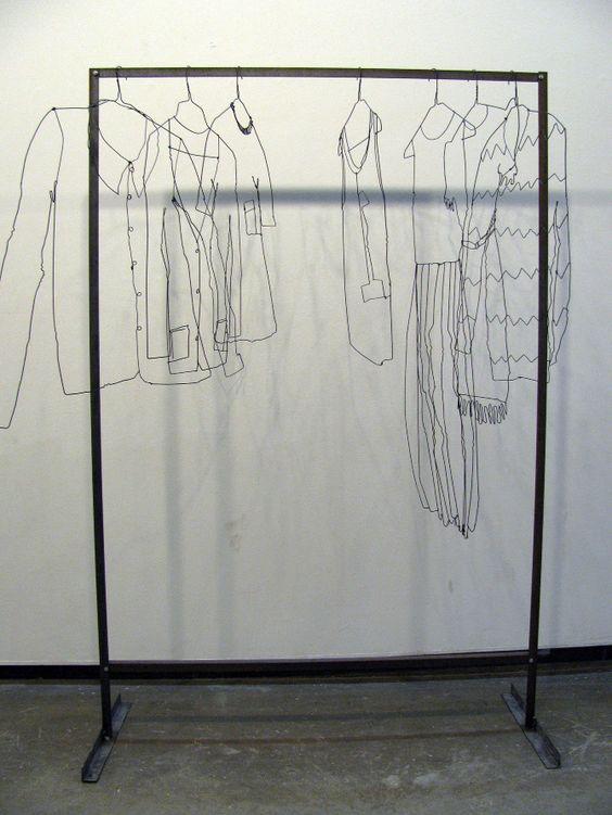 Suzanne Bonanno  Sculptor's Wardrobe: