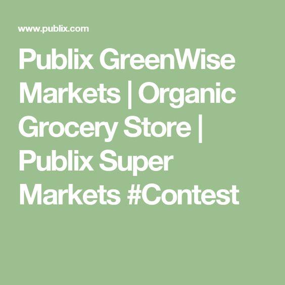 Publix GreenWise
