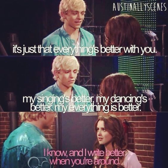 austin and ally start dating fanfiction Ally:austindaniel said that they only want you austin:smilesi been dating this beautiful,amazing & wonderful girl for a couple of start dancing ally:.