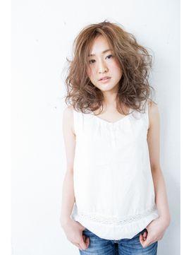 ゆるふわカーリーヘアー♡ 次の髪型の参考に♡真似したい春のカーリーヘアカット♡