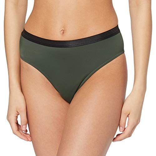 Pour Moi Damen Beach Bound Strapped Brief Bikinihose