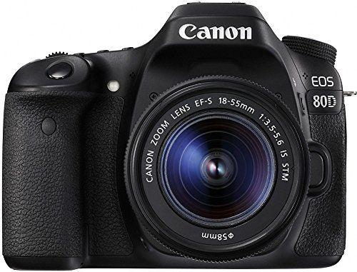 Canon Digital Slr Camera Body Eos 80d With Ef S 18 55mm Https Www Amazon Com Dp B01buyjxma Ref Cm Sw R Canon Digital Slr Camera Digital Slr Canon Camera