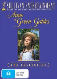 Anne of Green Gables Trilogy on DVD.