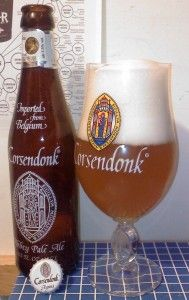 Bert's Beer Blog – Corsendonk Abbey Pale Ale #corsendonk #abbey #paleale #corsendonkabbeypaleale #belgiantrippel #ale #bertsbeerblog #ysh #yourstudenthousing #peerthought #beer #drink #alcohol