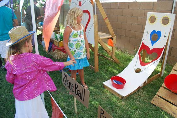 """Fácil de montar: Country Fair / Birthday """"Quinn's Country Fair""""   Catch My Party"""
