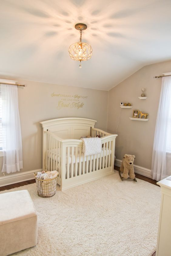 Our Little Baby Boy S Neutral Room: Paint Colors, Love The And Benjamin