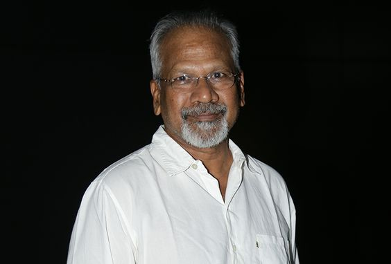 "Director Maniratnam At 16th Chennai International Film Festival ""Where The All Roads End"" Red Carpet Screening"