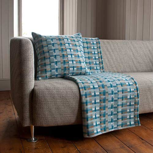 Melin Tregwynt blankets - welsh