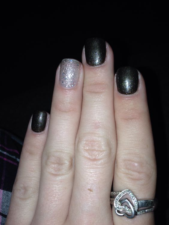 OPI Gel Manicure -- I absolutely love getting the gel because it lasts me at the max two weeks. Yes it is a little expensive but it's well worth it to me and it helps my nails be stronger as well!