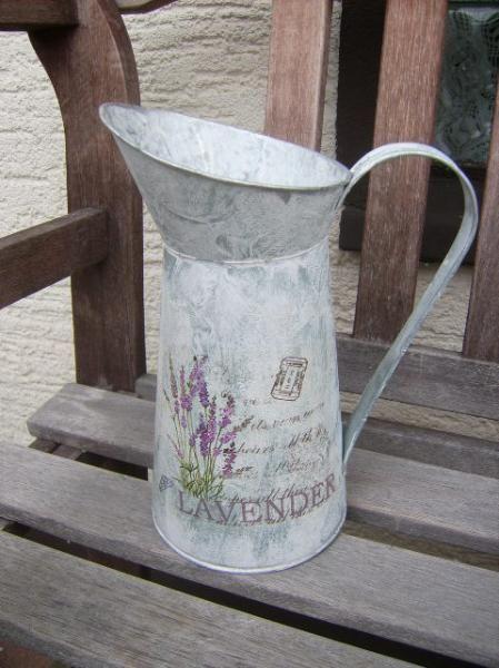 Wasserkanne Lavender Zink
