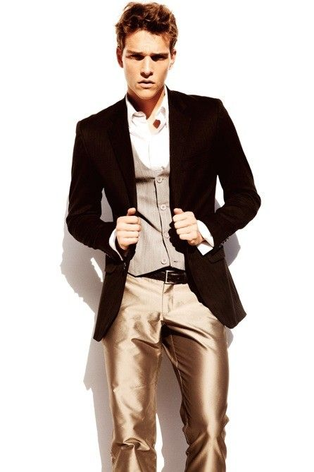 Image result for INFUSE METALLICS men dress photo