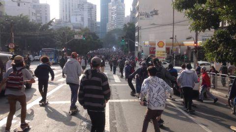 Go Skateboarding Day 2016 (São Paulo – Brasil): O Go Skateboarding Day 2016 em São Paulo aconteceu… #Skatevideos #2016 #brasil #paulo #são