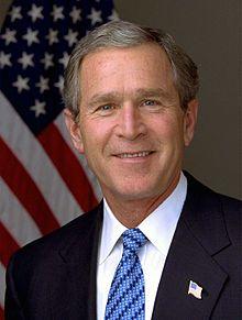 George W. Bush –  6. Juli 1946 in New Haven, Connecticut
