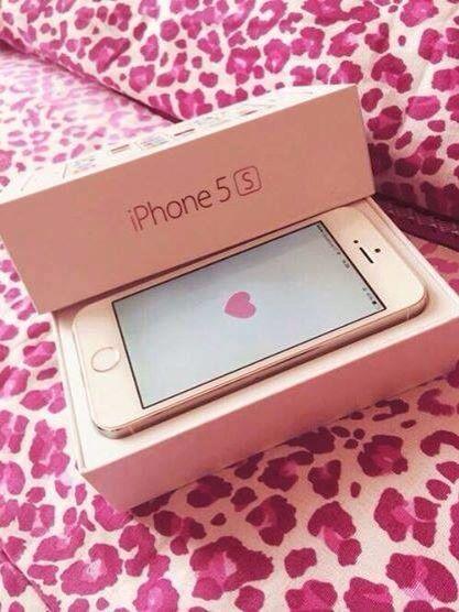iPhone5S / love it!!