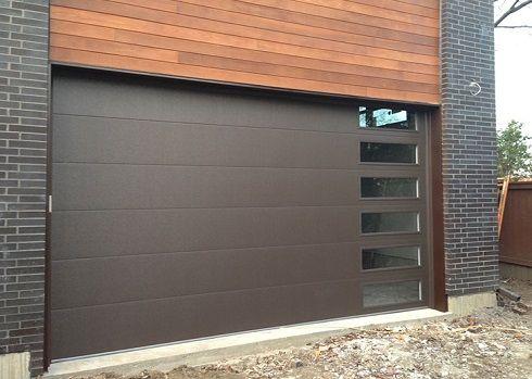 Cores Para Portao De Garagem Com Imagens Porta De Garagem