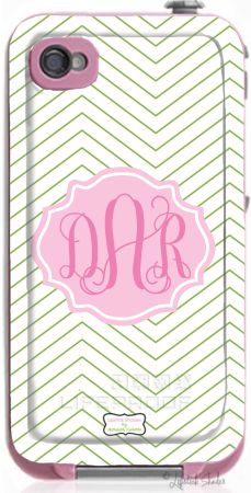 Lifeproof Monogrammed iPhone case