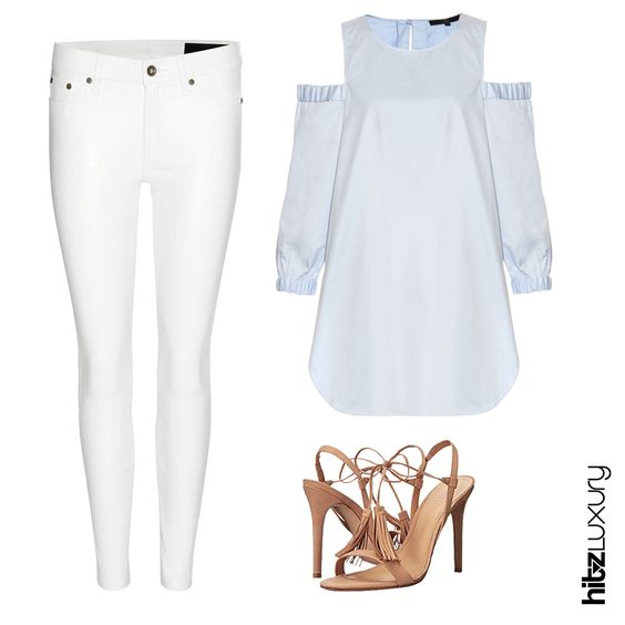 For a fun trendy look
