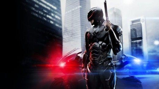 RoboCop 2014 Movie Poster