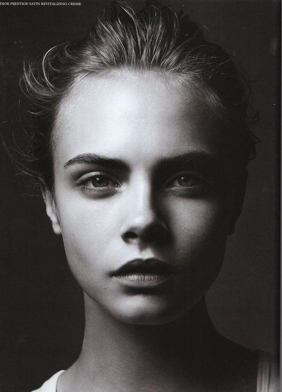 Cara Delevingne in Wonderland Magazine (Sept 2011). Ph. Simon Emmett.