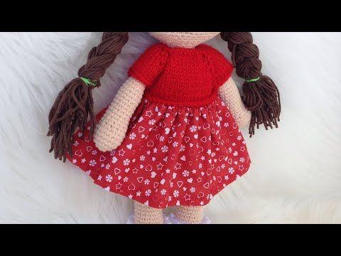 Amigurumi Bebek Elbise Yapımı, Amigurumi örgü bebek | 360x480