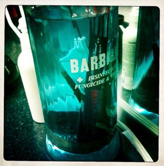 Barbercide
