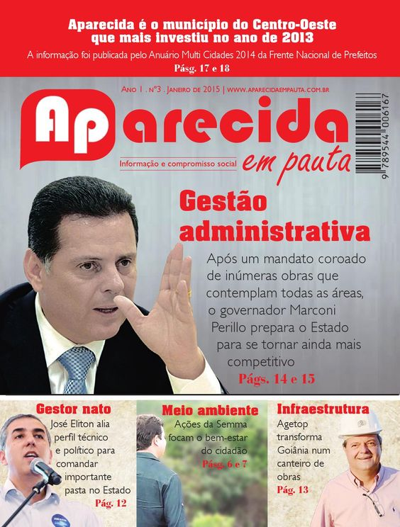 Revista Aparecida em Pauta  3ª edição