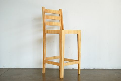 plywood stool   by Reason Furniture Design