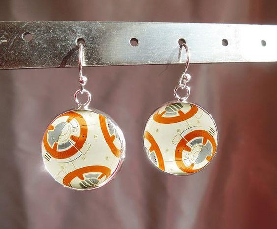 Star Wars bijoux - Boucles d