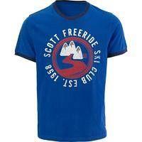 #Scott club tee blu  ad Euro 24.90 in #Scott #Abbigliamento uomo