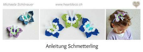 Schmetterlinge http://www.heartdeco.ch/diy-shop/gratis-anleitungen