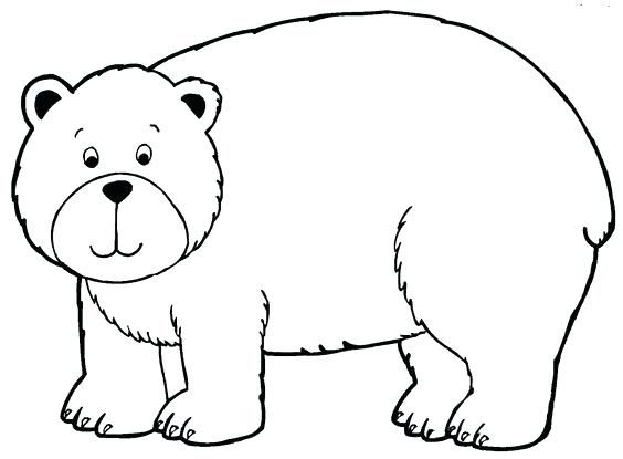 Ideas For Early Childhood Brown Bear Preschool Theme Teddy Bear Coloring Pages Bear Coloring Pages Bears Preschool